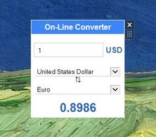 Currency Gadget
